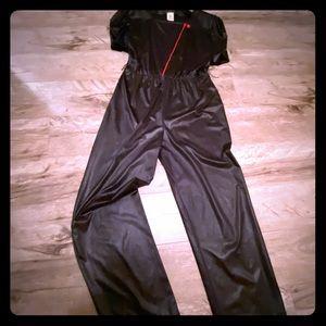 """Vintage 1980s """"Michael Jackson""""  pantsuit"""